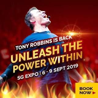 Tony Robbins Unleash The Power Witin 2019 UPW