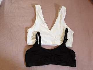 PL Nursing sleep bra for maternity / breastfeeding