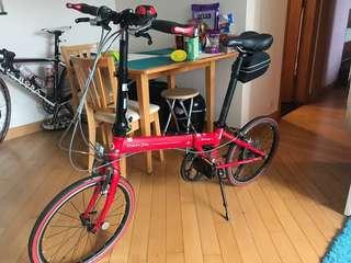 Dahon摺疊單車P8