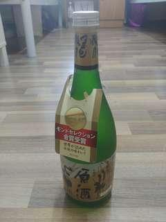 Japanese Sake 720ml