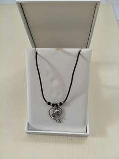 🚚 Necklace with skull pendant