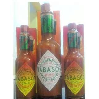Tasbaco Pepper & Habanero sauce