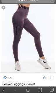 Echt pocket leggings