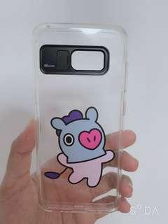 💜BT21 MANG LIGHT UP PHONECASE💜