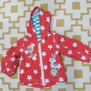 Baby wind breaker jacket