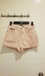 BARDOT high waisted shorts Sz 10