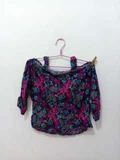 NEW Magnolia Batik Top Blouse