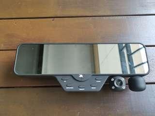 Falcon Zero F360 HD Dual Dash Camera
