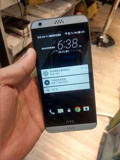 HTC desire 530黑灰