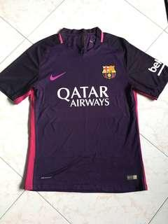 🚚 FC Barcelona home jersey Authentic 2016-17