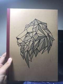 🚚 Muji Notebook Journal Customised