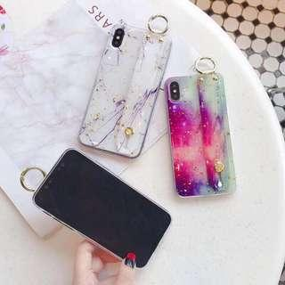 Glitter Sequins Soft Case for iPhone