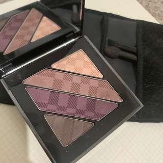 Burberry 4 colour eyeshadow palette #06
