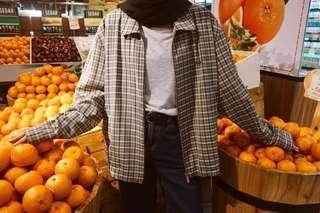 Grijze doos jacket