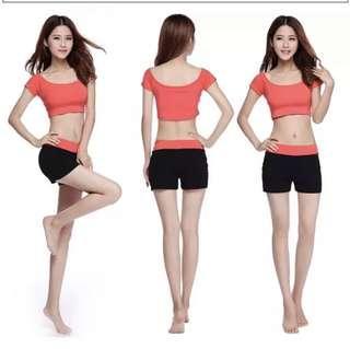 瑜珈 運動套裝