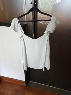 White Forever New top