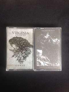 VIRGINIA ON DUTY COMBO CASSETTE