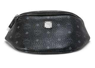 Mcm beltbag black visetos