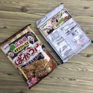 栗山廣島燒風味米餅