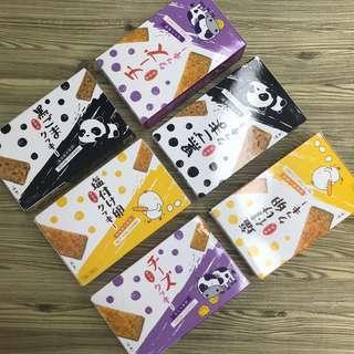 台灣可可兒酥餅系列
