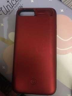 Power case iphone 7 plus