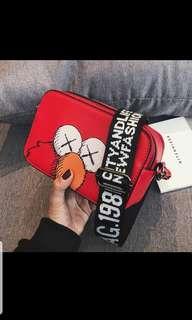 Sasame Street Sling Bag