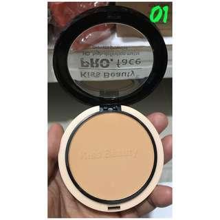 Kiss Beauty Pro Face Matte Powder