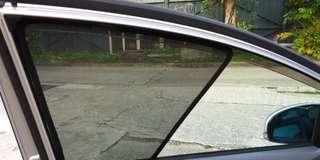 豐田  Prius 磁石窗網
