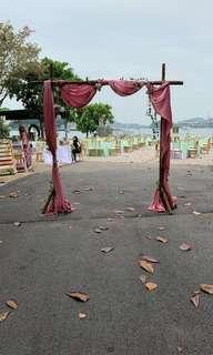 Wedding Entrance Arch
