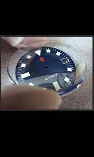 🚚 SEIKO SKX DOUBLE DOMED SAPPHIRE GLASS - WITH BLUE INNER AR