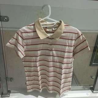 Polo Shirt Stripes Levis