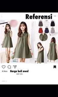 Short Dress / Dress Pendek