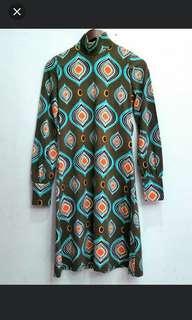 Body & Soul 70s Dress