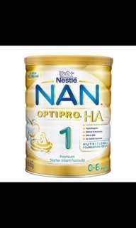 🚚 Nan Optipro HA 1