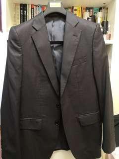Zara 黑色西裝