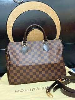 [FINAL 1200$]Louis Vuitton Speedy 30 Damier Bandou