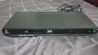 HKV 3D Bluray DVD Player BDP-430B