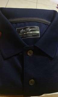 Shirt for golf ben hogan brand