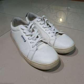 [ORI] Sepatu Pria Sneakers Airwalk Putih/White - Bekas / Second - Men Shoes