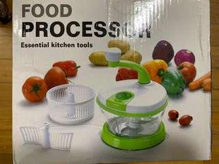 🚚 Food processor
