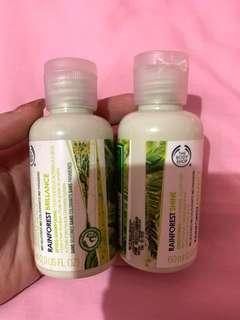 The body shop conditioner