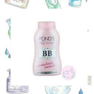 Ponds BB Magic Powder Share In Jar