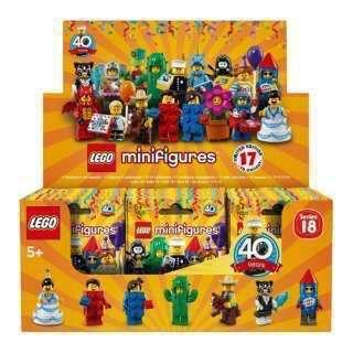 Lego Minifigures Series 18 71021 (Box of 60)