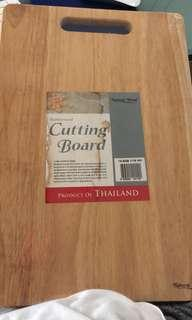 砧板cutting board