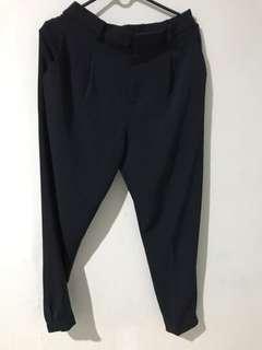 Navy Pants