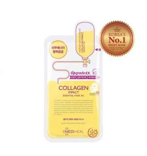 [PAKET] NEW! Senka Perfect Whip 50gr + Collagen Mediheal