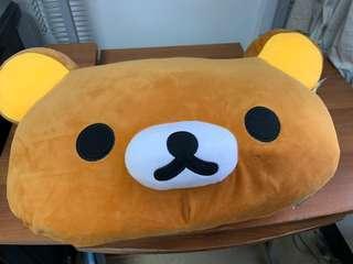 🚚 拉拉熊抱枕 拉拉熊 拉拉熊暖手枕 暖手枕 抱枕 午睡枕