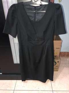PRELOVED Black work Dress