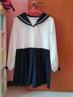 Sailor seifuku dress