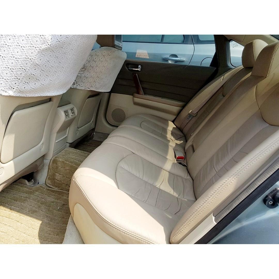 2005年 日產 TEANA 2.3 稅金超省 一手車 可全額貸 輕鬆月付!!!